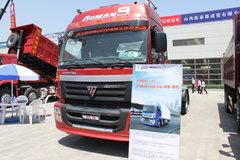 福田 欧曼ETX 9系重卡 270马力 4X2 牵引车(标准型)(BJ4183SLFJA-S3)