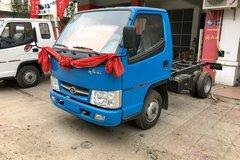 一汽通用 新微卡 2.5L 78马力 柴油 微卡底盘(CA1040K3LE4-1) 卡车图片