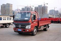 福田瑞沃 骁运Q3 141马力 4.1米自卸车(BJ3045D9JEA-4) 卡车图片