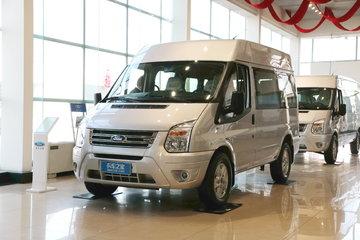 江铃汽车 新世代全顺 2016款 豪华型 136马力 商务车(JX6500TA-L5)