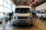 江铃汽车 新世代全顺 2021款 140马力 7座 2.2T手动 Pro短轴低顶豪华型客车(国六)图片