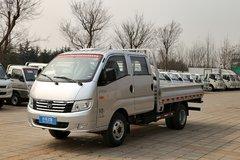 时代汽车 康瑞K2 82马力 2.5米双排栏板轻卡(BJ1046V9AB6-A1) 卡车图片