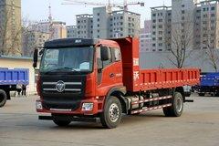福田瑞沃 160马力 4X2 6.5米自卸车(BJ3165DJPHK-1) 卡车图片