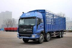福田 瑞沃中卡RB2 310马力 8X4 9.5米仓栅载货车(BJ5315CCY-2)
