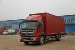 福田 瑞沃中卡 168马力 4X2 7.6米厢式载货车(BJ5165XXY-7) 卡车图片
