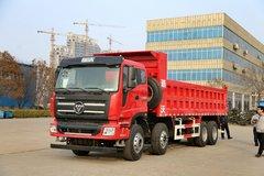 福田瑞沃 336马力 8X4 7.6米自卸车 (BJ3255DLPJB-2) 卡车图片