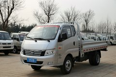 福田时代 康瑞K2 82马力 3.4米排半栏板轻卡(BJ1036V4PB5-K5) 卡车图片