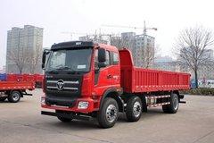 福田瑞沃中型Q5 168马力 6X2 6.8米自卸车(BJ3225DLPFE-2) 卡车图片