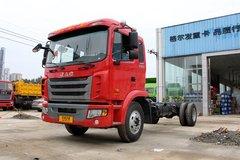 江淮 格尔发K3L中卡 160马力 4X2载货车底盘(HFC1161P31K1A50S2V) 卡车图片