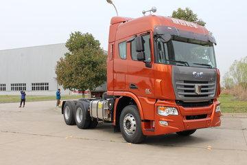 联合卡车 U430重卡 430马力 6X4危险品牵引车(QCC4252D654W-1)