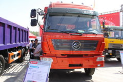 江铃重汽 远威重卡 210马力 6X2 8.6米栏板载货车(SXQ1252G) 卡车图片