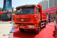 红岩 特霸重卡 266马力 6X4 5.6米自卸车(CQ3254SMG384) 卡车图片
