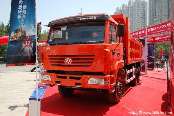 新疆6×4自卸车型吃香