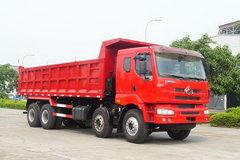 东风柳汽 霸龙重卡 336马力 8X4 7.2米自卸车(LZ3301QEH) 卡车图片