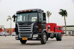 江淮 格尔发A5L中卡 180马力 4X2 5300轴载货车底盘(HFC1162K1R1ZF)(潍柴) 卡车图片