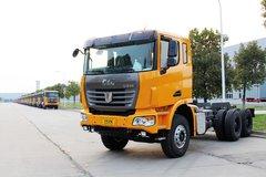 联合卡车U340 340马力 6X4 5.8米自卸车(富华轮边减速桥)(SQR3251D6T4-2) 卡车图片