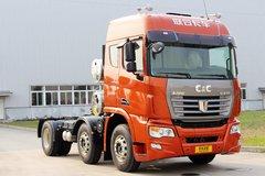 联合卡车 U340重卡 340马力 6X2 LNG牵引车(SQR4252N6ZT2) 卡车图片