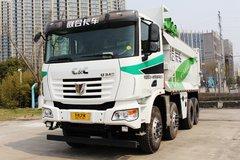 联合卡车U340 340马力 8X4 5.8米自卸车(渣土车)(SQR3311D6T6-7) 卡车图片