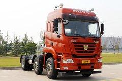 联合卡车 V340重卡 340马力 6X2 LNG牵引车(富华轮边减速桥)(SQR4252N6ZT2-3) 卡车图片