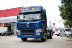 大运 N8E重卡 336马力 4X2牵引车(港口专用)(CGC4250WD42) 卡车图片
