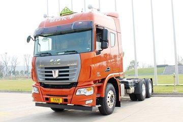 联合卡车 U440重卡 440马力 6X4牵引车(汉德后桥)(QCC4252D654-1)