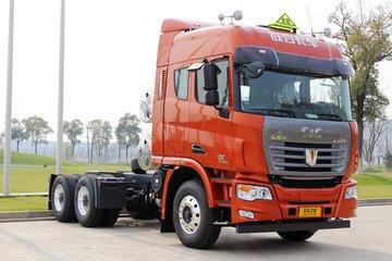联合卡车 U430重卡 430马力 6X4危险品牵引车(QCC4252D654W)