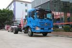 大运 风驰重卡 160马力 4X2载货车底盘(CGC5161XXYD4UAA)