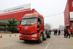 一汽解放 J6M重卡 370马力 6X2牵引车(CA4220P63K2T3A2E4) 卡车图片