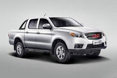 江淮帅铃T6 2015款 旗舰型 2.8T柴油 短轴双排皮卡