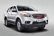 江淮帅铃T6 2018款 创客版 标准型 2.0T柴油 139马力 两驱 长轴距双排皮卡(4DB2-1D1)