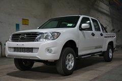 江淮 瑞铃V5 限量版 2015款 两驱 2.2L汽油 大双排皮卡 卡车图片