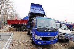 凯马 天驰威力龙 87马力 3.2米自卸车(KMC3040ZGC26D4) 卡车图片