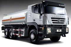 上汽红岩 杰狮M100 290马力 6X4 运油车(CQ5255GJYHMG504)