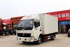 东风华神 御虎 112马力 汽油/CNG 4.2米单排厢式轻卡(DFD5032XXYLN1)