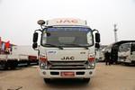 江淮 帅铃H中卡 154马力 4X2 6.2米排半厢式载货车(HFC5140XXYP71K1D4V)
