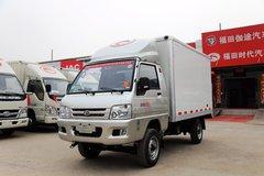 福田时代 驭菱VQ1 1.1L 61马力 汽油 单排厢式微卡(BJ5030XXY-F3)