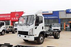 陕汽商用车 轩德X9 复合版 130马力 3260轴距单排轻卡底盘(SX1040GP4) 卡车图片