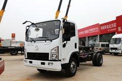 陕汽商用车 轩德X9 轻量化版 113马力 3260轴距单排轻卡底盘(SX1040GP4) 卡车图片