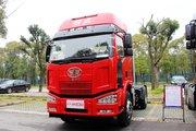 一汽解放 J6M重卡 350马力 4X2港口牵引车(CA4180P63K2AE5)