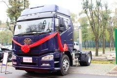 一汽解放 J6P重卡 领航版 420马力 4X2自动挡牵引车(CA4180P66K24HE4) 卡车图片