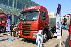 青岛解放 悍V重卡 336马力 6X2 LNG牵引车(10挡)(CA4226P1K15T3NE5A80) 卡车图片