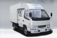 一汽红塔 解放爬坡王 120马力 3.8米排半厢式轻卡(CA5040XXYK35L3R5E4) 卡车图片