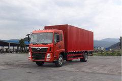 中国重汽 豪曼H5中卡 180马力 4X2 6.8米厢式载货车(ZZ5168XXYF10DB0) 卡车图片