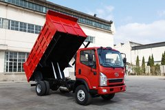 一汽红塔 解放经典7系 130马力 4X2 4.075米自卸车(CA3040K6L3E4-1) 卡车图片