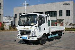 唐骏欧铃 K1系列 88马力 3.8米排半栏板轻卡(ZB1040KPD6F) 卡车图片