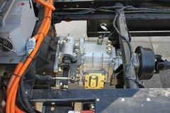 唐骏欧铃 小宝马 24马力 2600轴单排微卡底盘(纯电动)(ZB1031BEVBDC1)