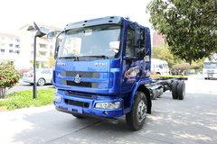 东风柳汽 乘龙M3中卡 160马力 4X2 5100轴距 6.8米载货车底盘(LZ1161M3AAT) 卡车图片