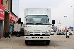 庆铃 五十铃100P 98马力 4.25米单排厢式轻卡(QL5041XXYA6HAJ)图片