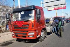 陕汽商用车 轩德X6中卡 轻量化版 160马力 4X2 5000轴载货车底盘(SX1169GP4)(法士特8JS75C) 卡车图片