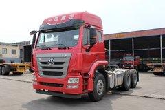 中国重汽 豪瀚J7B重卡 380马力 6X4牵引车(ZZ4255N3246D1) 卡车图片